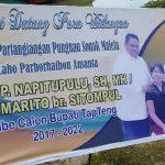 Amin P. Napitupulu Menatap Bupati Tapteng - image