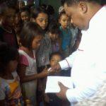 Mohon Doa Restu, Amin Napitupulu Santuni Anak Yatim - image