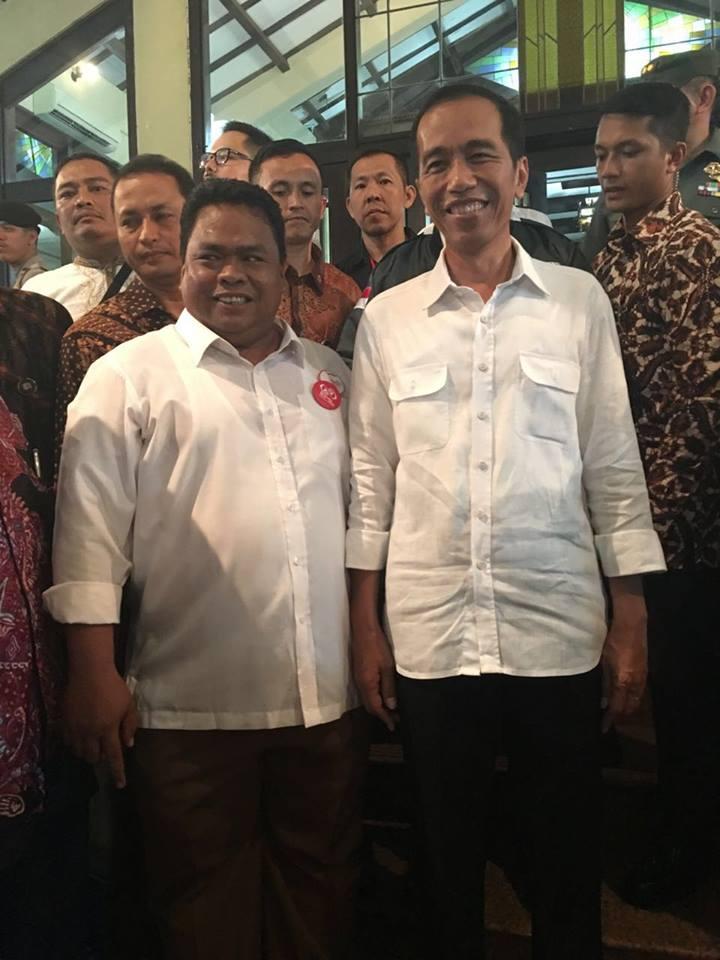 Pak Jokowi Amin